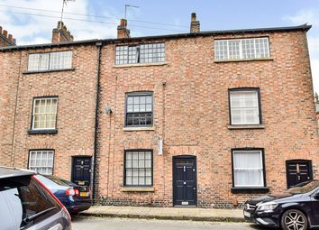 Thumbnail 3 bed terraced house for sale in Lord Street, Macclesfield, Cheshire