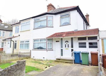 Thumbnail 3 bedroom semi-detached house for sale in Hooking Green, Harrow, Middlesex