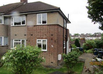 Thumbnail 2 bedroom maisonette to rent in Grange Avenue, Barnet