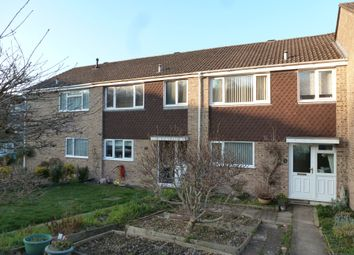 Thumbnail 3 bed terraced house for sale in Hollows Close, West Harnham, Salisbury