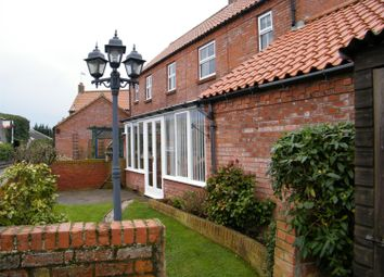 Thumbnail 2 bed semi-detached house to rent in College Close, Wainfleet, Skegness
