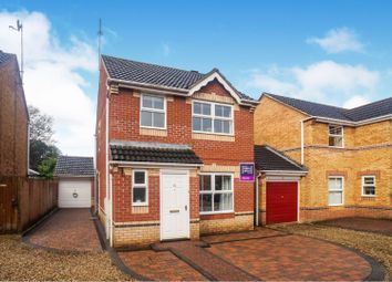 Thumbnail 3 bed detached house for sale in Fox Covert, Sudbrooke