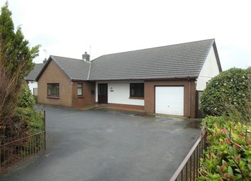 Thumbnail 3 bed detached bungalow for sale in Bowls Road, Blaenporth, Cardigan