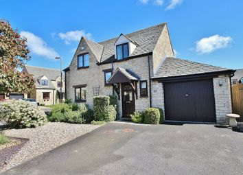 Thumbnail 4 bed detached house for sale in Cotswold Meadow, Deer Park, Witney