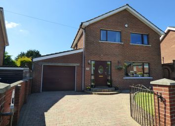Thumbnail 3 bed detached house for sale in Dunleady Park, Dundonald, Belfast