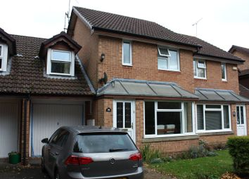 Thumbnail 3 bed semi-detached house to rent in Mannock Way, Woodley, Reading, Berkshire