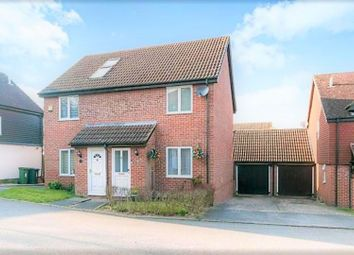 Thumbnail 2 bed semi-detached house for sale in Exeter Close, Basingstoke