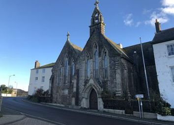 Thumbnail Land for sale in Former St Paul's Church, Clarence Street, Penzance, Cornwall