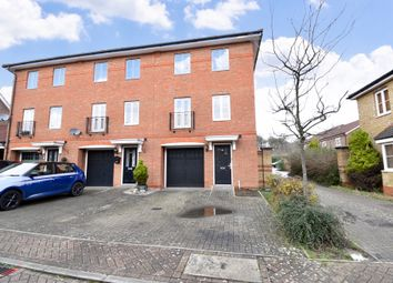 4 bed end terrace house for sale in Grampian Place, Stevenage SG1
