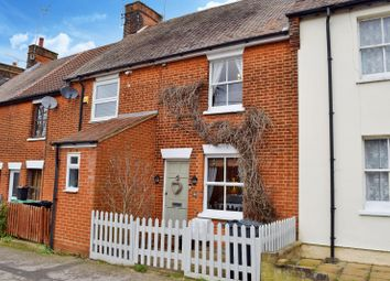Thumbnail 3 bed terraced house for sale in Rochford Cottages, Stoney Common, Stansted, Essex
