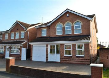 Thumbnail 4 bedroom detached house for sale in Weston Drive, Bilston