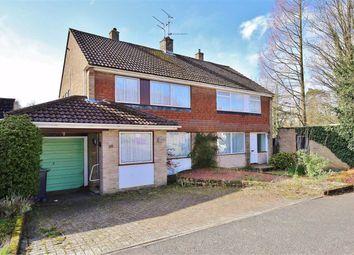 Thumbnail 3 bed semi-detached house for sale in Harrison Road, Borough Green, Sevenoaks