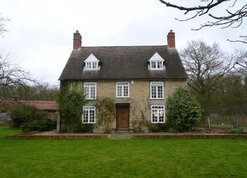 Thumbnail 7 bed farmhouse to rent in Rushden Road, Souldrop, Bedford