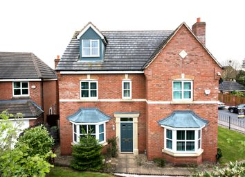 Thumbnail 5 bed detached house for sale in Enterprise Drive, Streetly, Sutton Coldfield