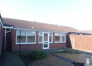 Thumbnail 2 bedroom semi-detached bungalow for sale in Hunters Chase, March