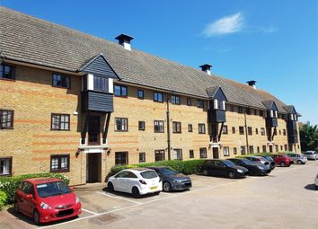Thumbnail 3 bed flat for sale in Viaduct Road, Ware, Hertfordshire