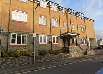 Thumbnail 2 bedroom flat for sale in Brook Court, Bridgend