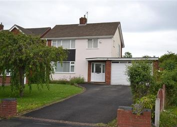 Thumbnail 3 bed detached house for sale in Norman Road, Park Hall, Walsall