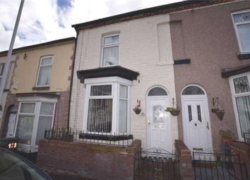 Thumbnail 2 bed terraced house for sale in Rodney Street, Tranmere, Birkenhead