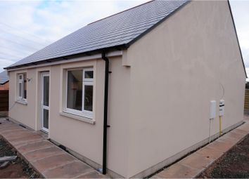 Thumbnail 2 bed detached bungalow for sale in Bowett Close, Hundleton
