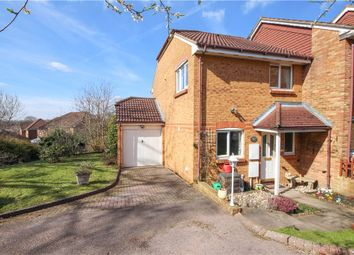 Thumbnail 3 bed end terrace house for sale in Jessett Drive, Church Crookham, Fleet