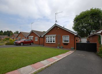 Thumbnail 2 bed detached bungalow for sale in Hall Road, Uttoxeter