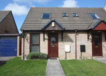 Thumbnail 1 bed detached house for sale in Willow Close, Quintrell Downs, Newquay
