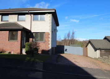 Thumbnail 3 bed semi-detached house for sale in Dunrobin Road, Kirkcaldy