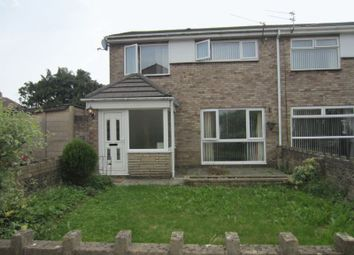 Thumbnail 3 bedroom end terrace house for sale in Chichester Way, Ely, Cardiff