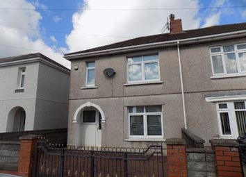 Thumbnail 3 bed semi-detached house for sale in St. Davids Road, Port Talbot, Neath Port Talbot.