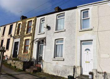 Thumbnail 2 bedroom terraced house for sale in De La Beche Terrace, Swansea
