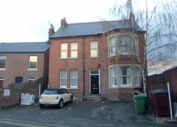 Thumbnail 1 bed flat to rent in Chapel Street, Wrexham