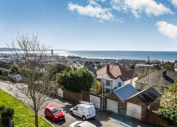 Thumbnail 1 bedroom flat to rent in Penlan Crescent, Uplands, Swansea
