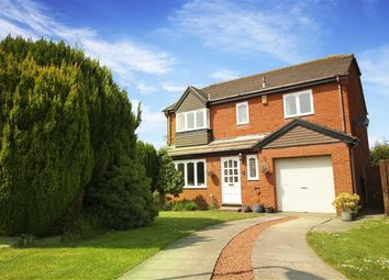 Thumbnail 4 bed detached house for sale in Fairways, Whitley Bay, Tyne And Wear