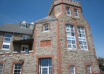 Thumbnail 2 bed flat to rent in Promenade, Penzance