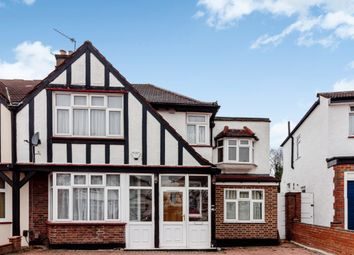 Thumbnail 5 bed semi-detached house for sale in Redhill Drive, Edgware, London