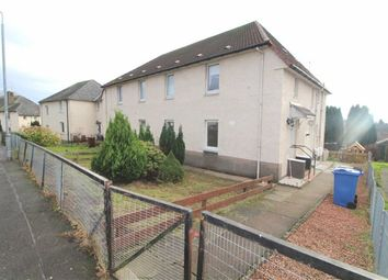Thumbnail 2 bed flat for sale in Carleith Avenue, Duntocher, Clydebank