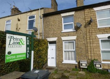 Thumbnail 2 bedroom end terrace house for sale in Burghley Road, Peterborough, Cambridgeshire