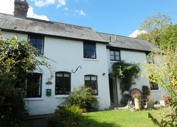 Thumbnail 3 bed semi-detached house for sale in The Cottage, Putley Common, Ledbury, Herefordshire