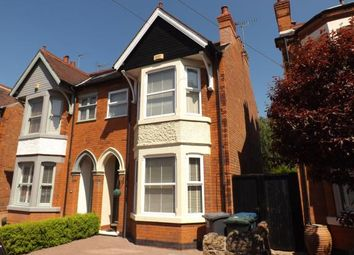 Thumbnail 3 bed semi-detached house for sale in Crosby Road, West Bridgford, Nottingham