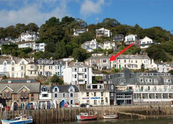 Thumbnail 2 bed maisonette to rent in The Manse, Darloe Lane, West Looe, Cornwall