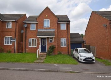 Thumbnail 3 bedroom detached house for sale in St. Brides Close, Springfield, Milton Keynes