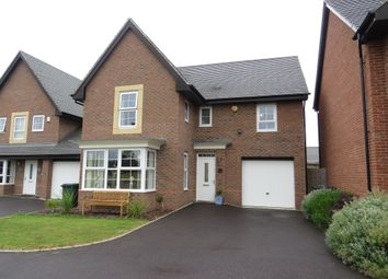 4 bed detached house for sale in Sundew Court, Stenson Fields, Derby DE24