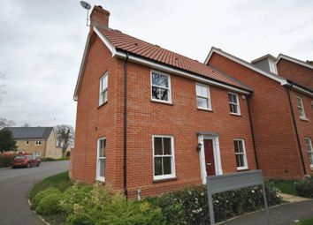 Thumbnail 3 bed end terrace house for sale in Kevill Davis Drive, Little Plumstead, Norwich