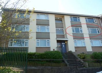 Thumbnail 2 bed flat for sale in Powis View, Barry