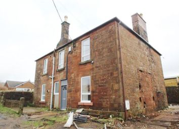 Thumbnail 1 bed flat for sale in 16, Tanfield, Mauchline KA55Al