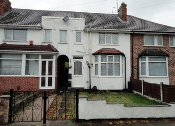 Thumbnail 3 bed terraced house for sale in Birdbrook Road, Great Barr, Birmingham, West Midlands