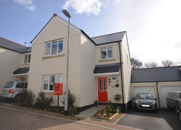 Thumbnail 4 bed detached house for sale in Roseworthy Road, Shortlanesend, Truro