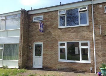 Thumbnail 3 bed terraced house to rent in St Govans Close, Leamington Spa, Sydenham