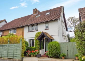 Thumbnail 4 bed semi-detached house for sale in Wood Ride, Haywards Heath